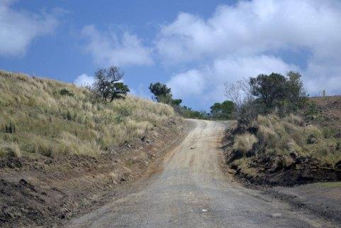 Those roads!