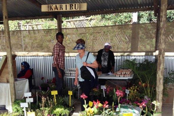 Burnedale Farmers Market