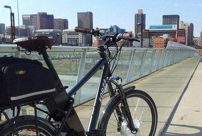 Electric Bicyle