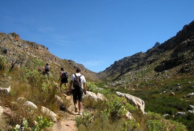 Hiking in the Cederberg