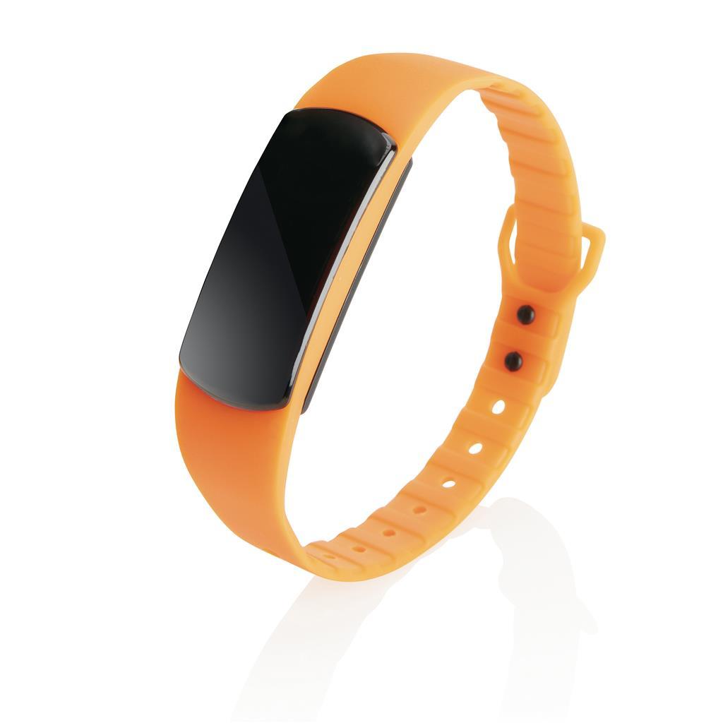 activity-traker-orange