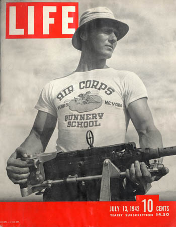 LIfe-Magazine-Cover-1942-first-words-on-a-tee