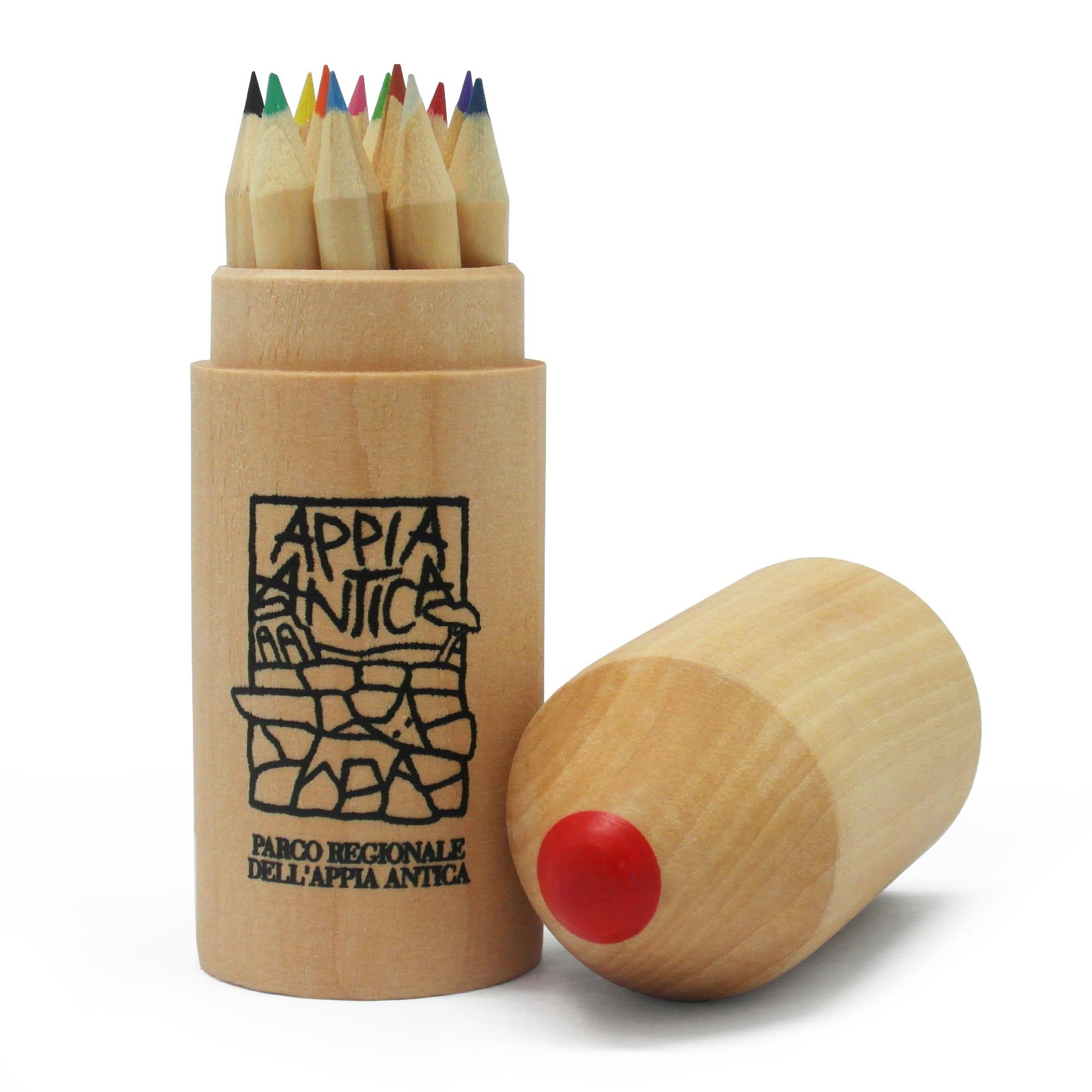 set-matite-parco-regionale-appia-antica