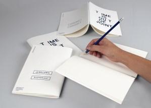 quaderni-Timeisoutofjoint-personalizzati-Galleria-Nazionale-Roma