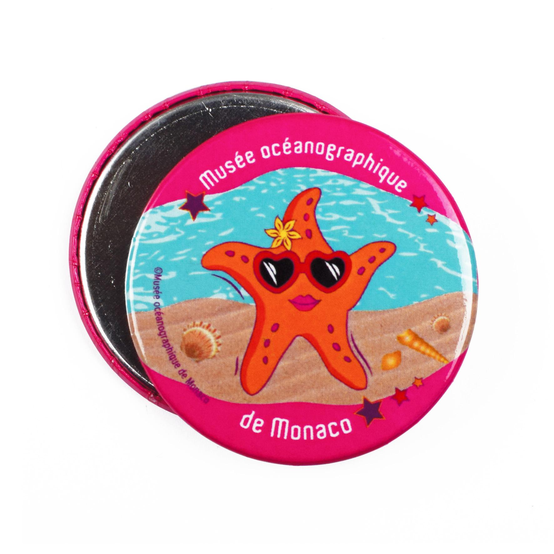 Magnete personalizzato bambino del Museo Oceanografico di Monaco