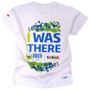T-shirt personalizzata realizzata per le Universiadi