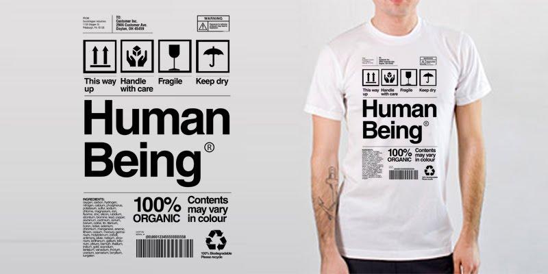 T-shirt HumanBeing