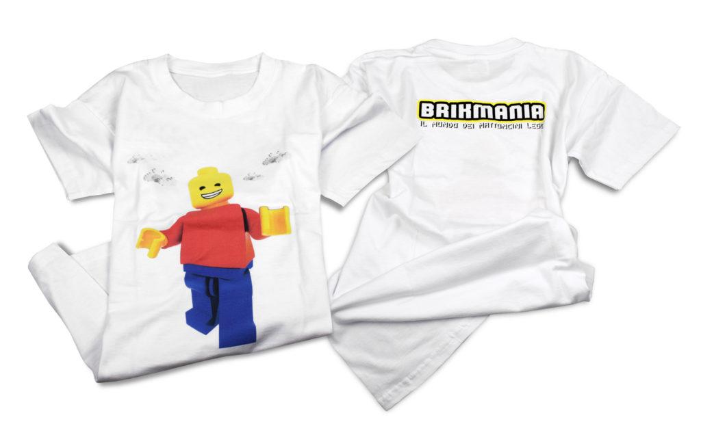 T-shirt personalizzate Brikmania Roma