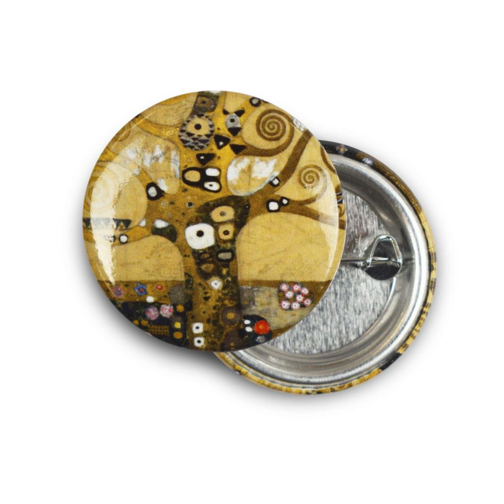 """Spille personalizzate con """"Albero della vita"""" per Klimt Experience"""