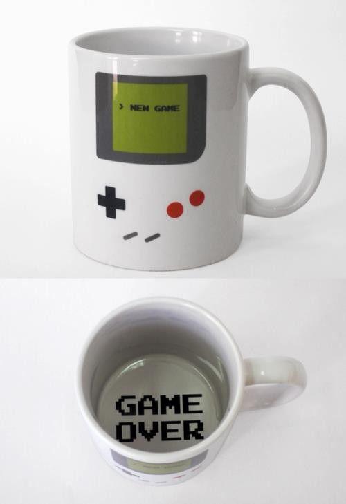 Tazza personalizzata Game Boy