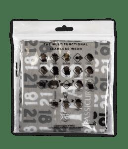 Packaging personalizzato scaldacollo ITASPackaging personalizzato scaldacollo ITAS