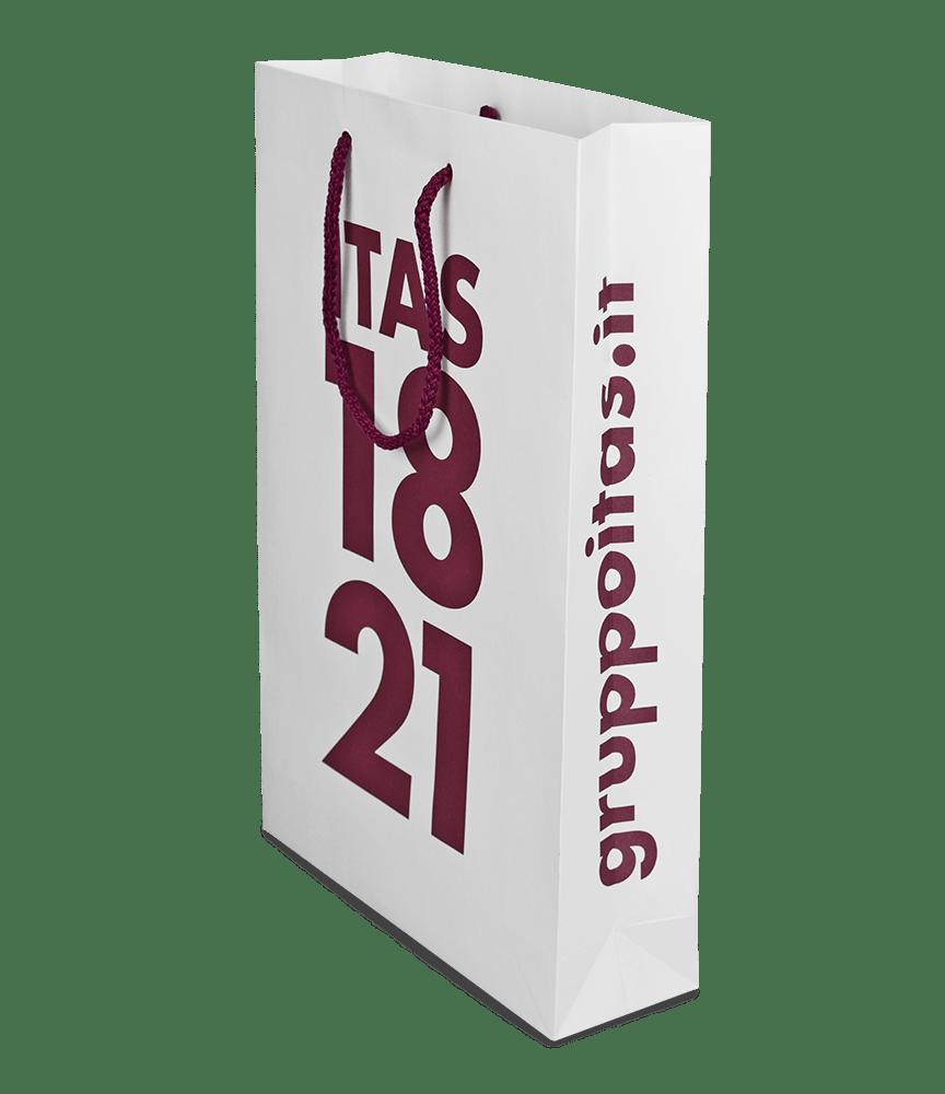 Shopping bag personalizzata ITAS