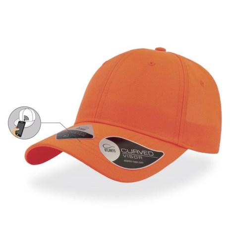 Cappellino in poliestere ecologico, riciclato, con chip NFC