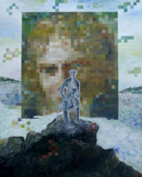 Kunstwettbewerb Caspar David Friedrich (c) Philipp Zimmermann
