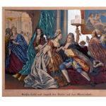 Maskenball Gräfin Cosel (c) Burg Stolpen