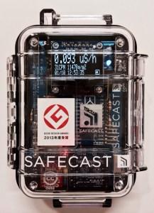 Safecast bGeigie nano