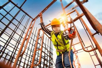 Seguridad para trabajadores de la construcción: El equipo de protección personal.