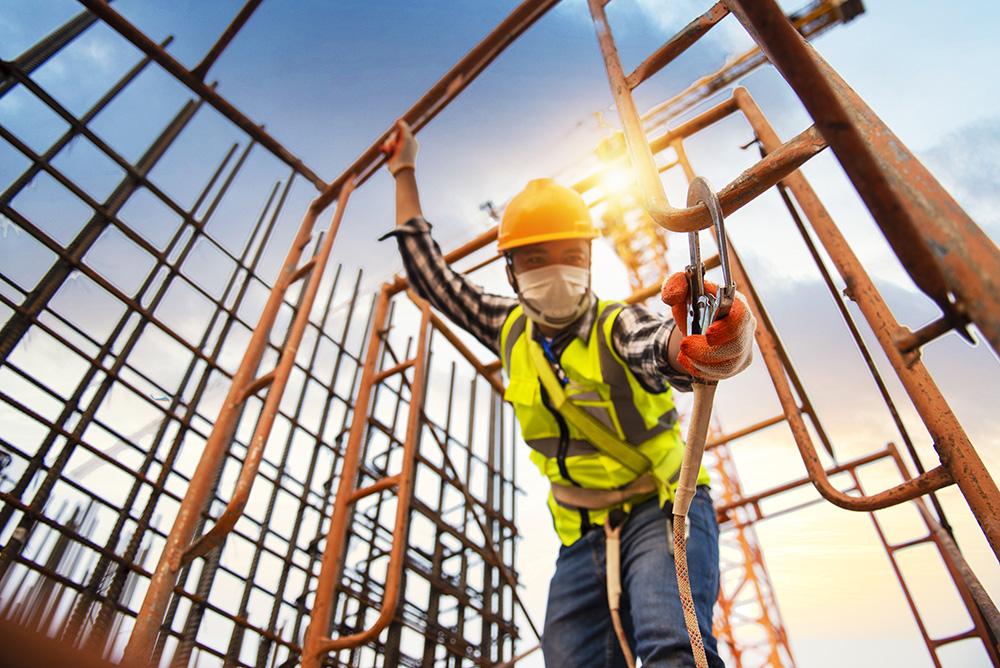 equipo de protección personal construcción