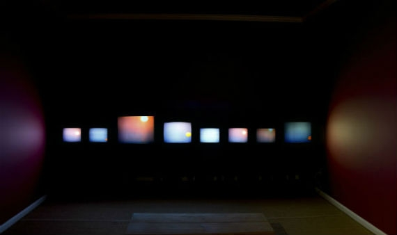 "Video still from ""The Weather Inside Me (Bombay Sunset)"", Neha Choski, 2007-2010"