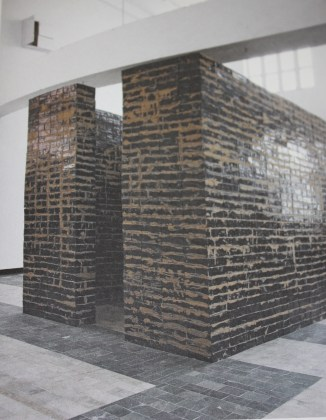 The deaf room, Bharti Kher, 2001-2012