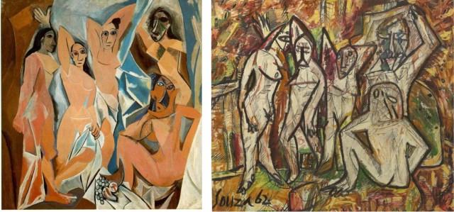 Picasso & Souza Talk_1