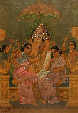 Riddhi Siddhi Ganpati