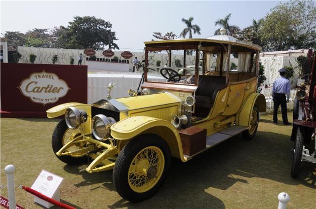 1912 Roll-Royce Silver Ghost