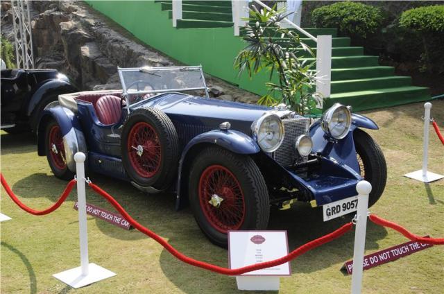1932 Invicta S-Type