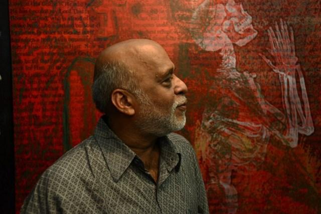 Artist V. Ramesh