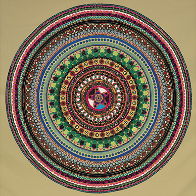 Bharti Kher, Indra's Net (6)
