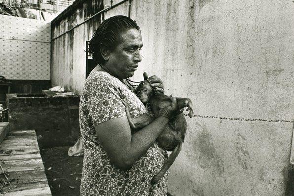 Myself Mona Ahmed, 2001, Dayanita Singh. Image Credit: http://sohamguptablog.wordpress.com/review/