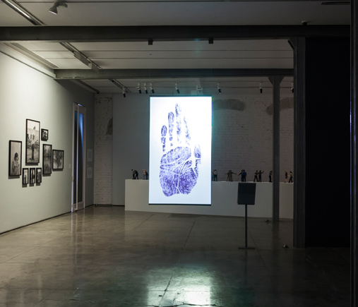 Raqs Media Collective, UID Installation View