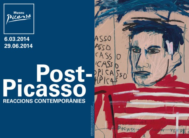 Post-Picasso: Contemporary Reactions, curated by Michael FitzGerald at the Museu Picasso Source: http://www.bcn.cat/museupicasso/en/exhibitions/current.html