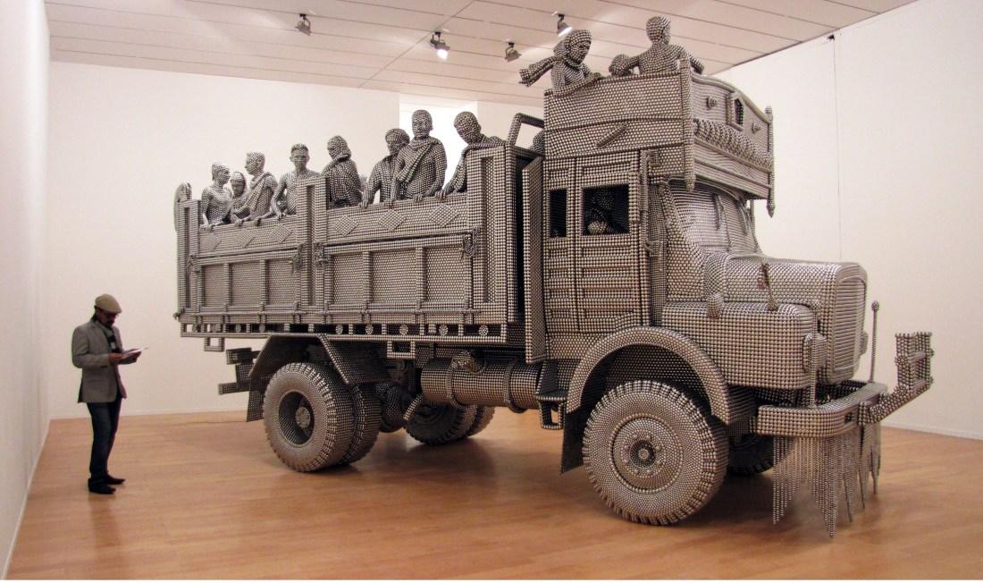 Transit Truck