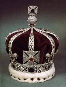 mperial Crown of India