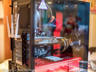 Hackintosh Selbstbau - Hackintosh im NZXT 340 Elite Gehäuse