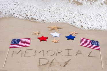 Your Step by Step Guide to the Best Memorial Day Weekend Ever