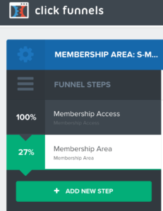 ClickFunnels Membership Sites