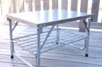 ロースタイル・ワーキングテーブル「tent-Mark DESIGNS & 雀家」