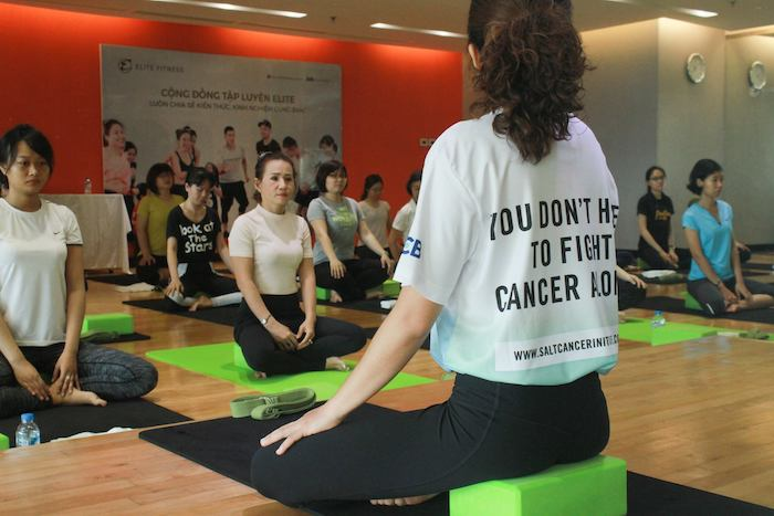 Yoga SCI