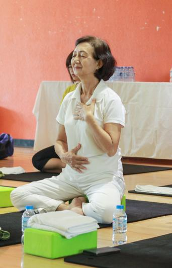 ung thu va yoga