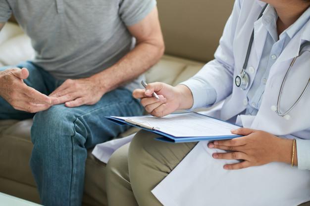 Bạn có thể trao đổi với bác sĩ của bạn về quyết định từ chối nhận điều trị thêm (Ảnh: Sưu tầm)