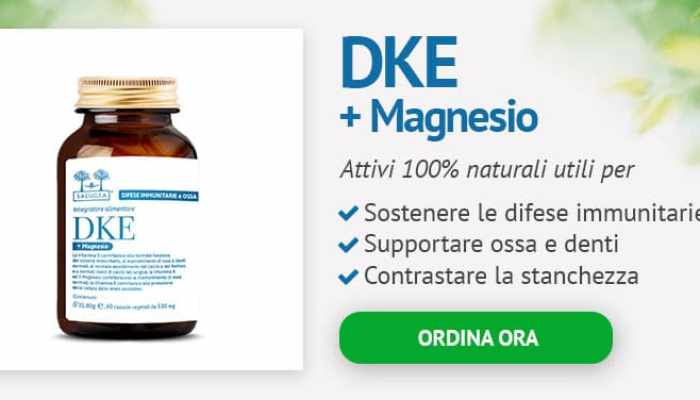 Scopri DKE Magnesio Salugea