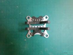 Mounting cheap GLB gimbal on my Tarot 650 frame
