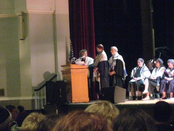 Heidi Hoover is ordained