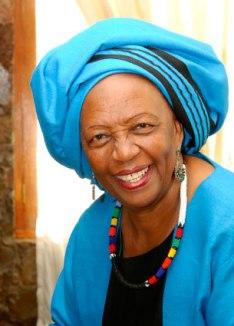 Ms Thandi Lujabe-Rankoe