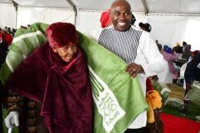 SAMSA celebrates Nelson Mandela Day 2018 with the elderly