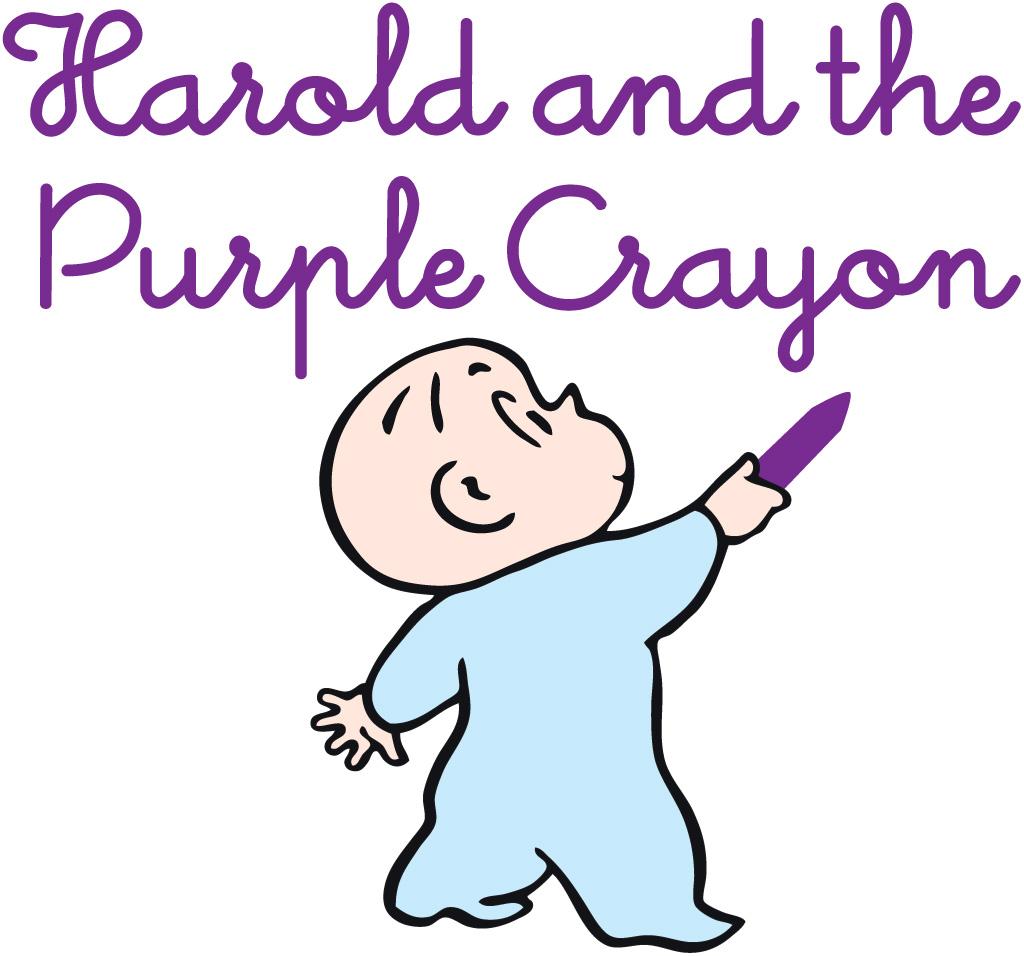 Harold And The Purple Crayon Logo