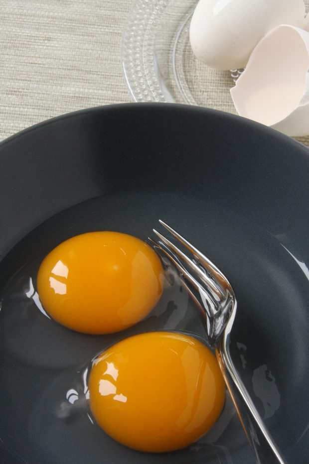 uova d'oca scocciate | ©foto Sandra Longinotti