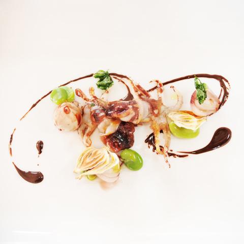 """© """"Cipolla caramellata..."""" ricetta di Davide Palluda (foto Virginia Chiodi Latini)"""